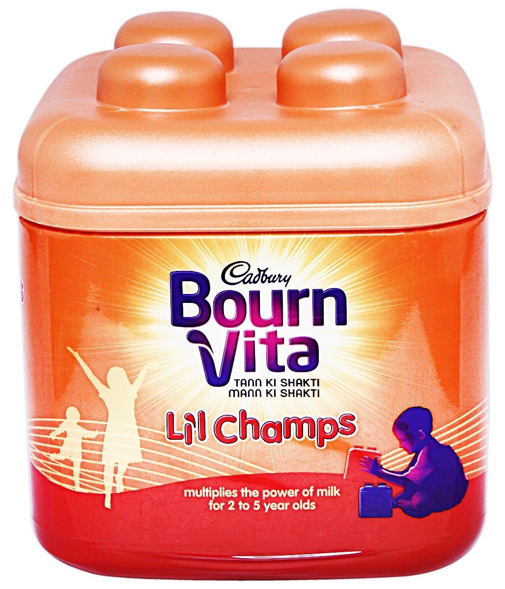 Cadbury Bournvita Little Champ Image