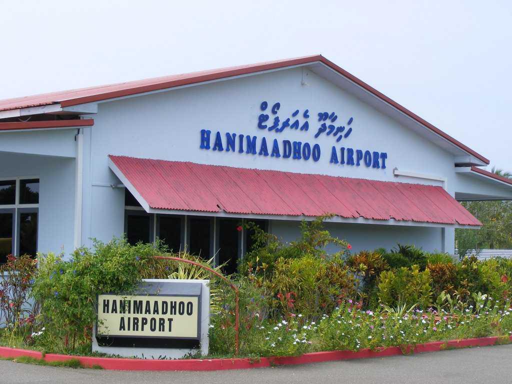 Hanimaadhoo, Maldives (HAQ) - Hanimaadhoo Image