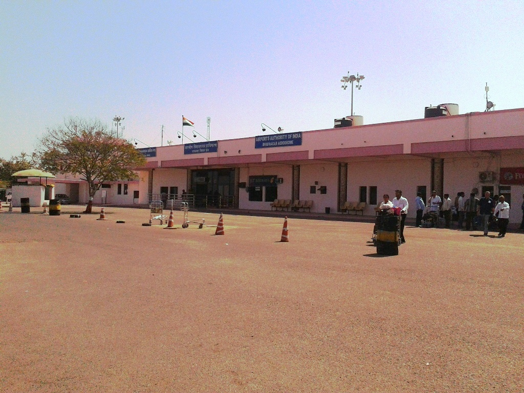 Bhavnagar Airport, India (BHU) Bhavnagar Image