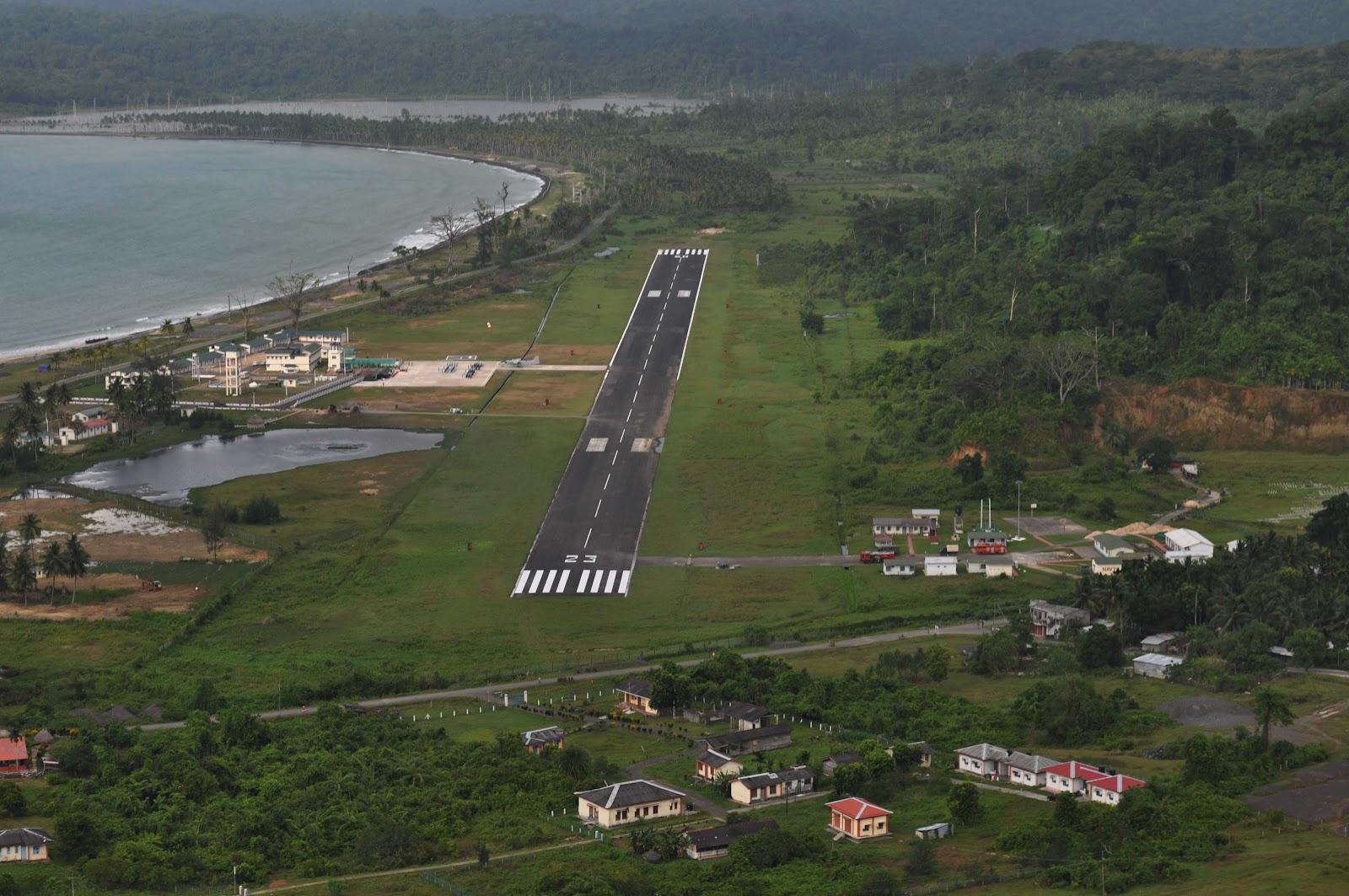 Nicobar islands airport