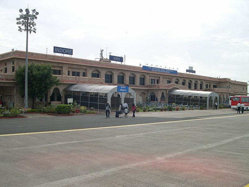 Indore Airport, India (IDR) Indore Image