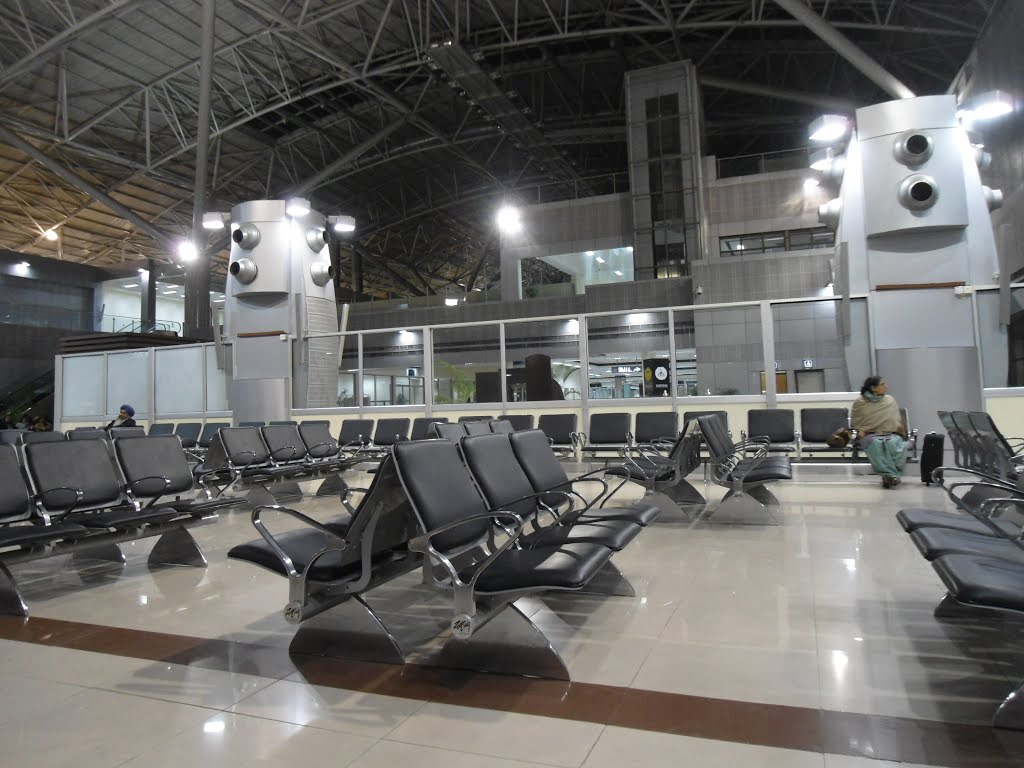 Raja Sansi Airport, India (ATQ) Amritsar Image
