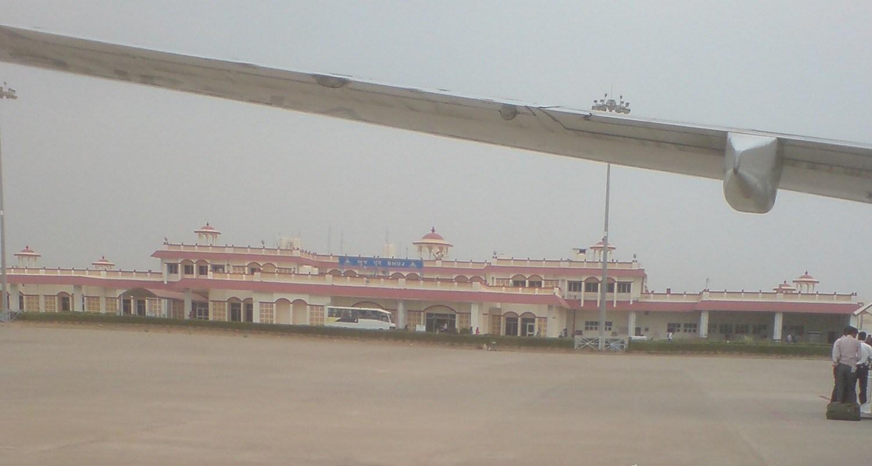 Rudra Mata Airport, India (BHJ) Bhuj Image