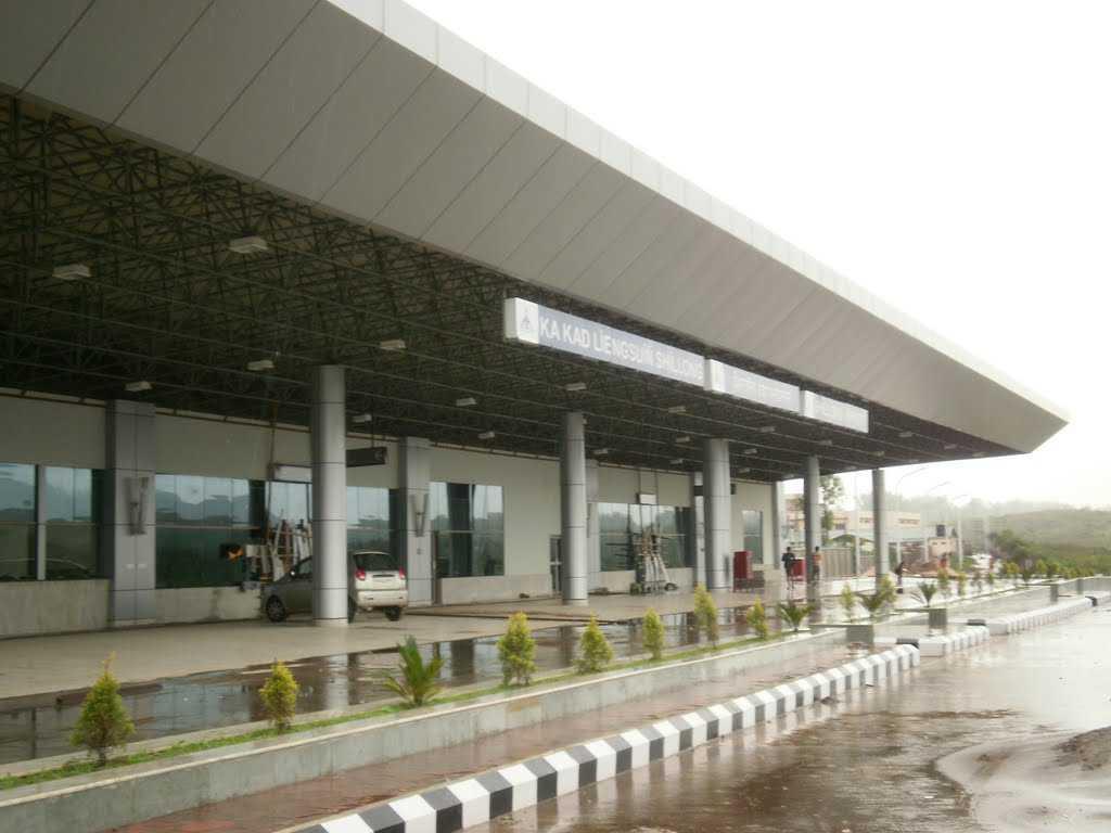 Shillong Airport, India (SHL) Shillong Image