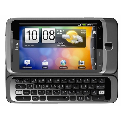 HTC Desire Z Image