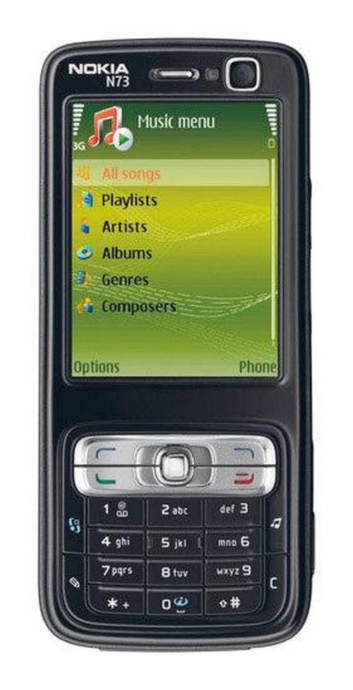 Nokia N73 ME Image