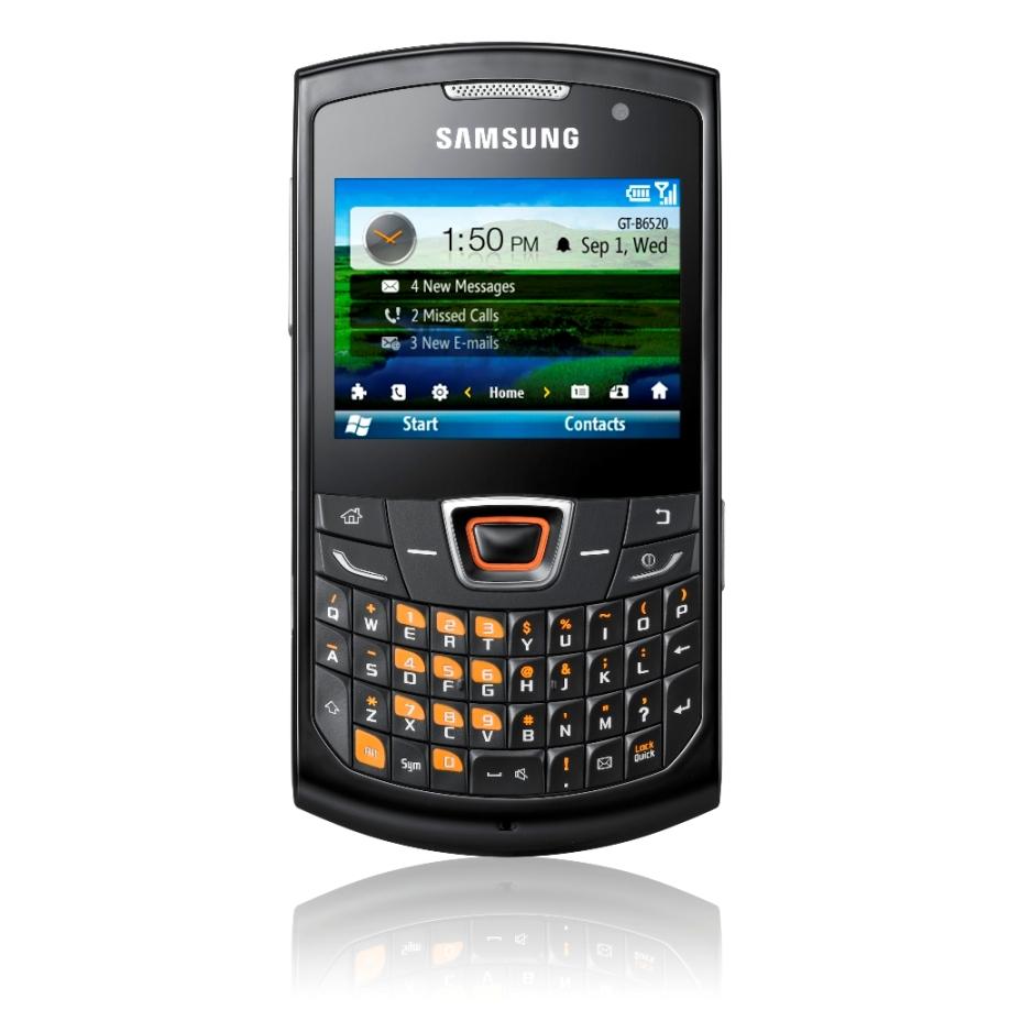 Samsung Omnia 652 Image