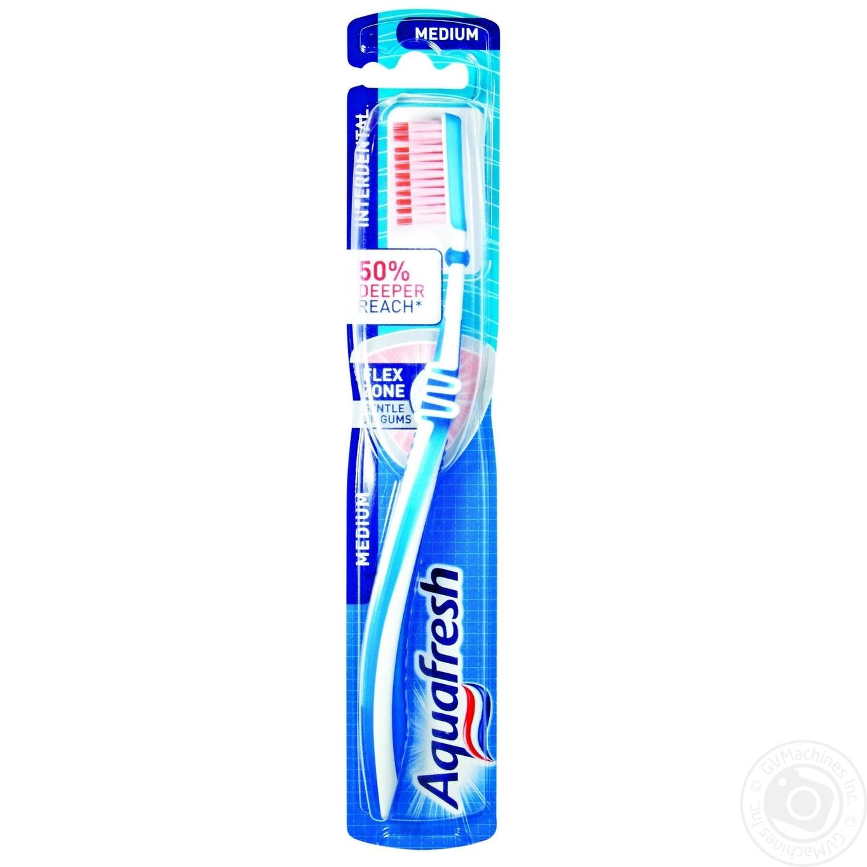 Aquafresh Toothbrushes Image
