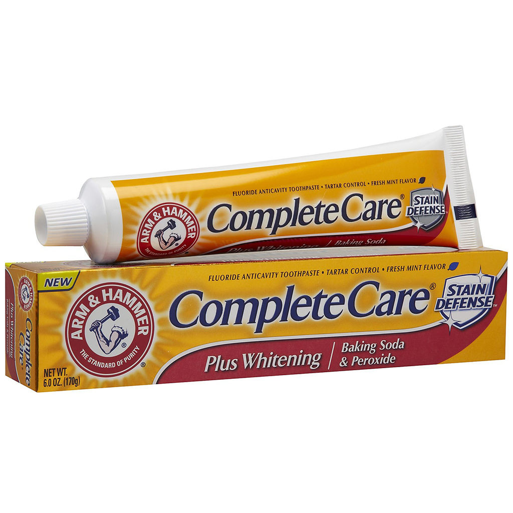 Arm & Hammer Toothpaste Image