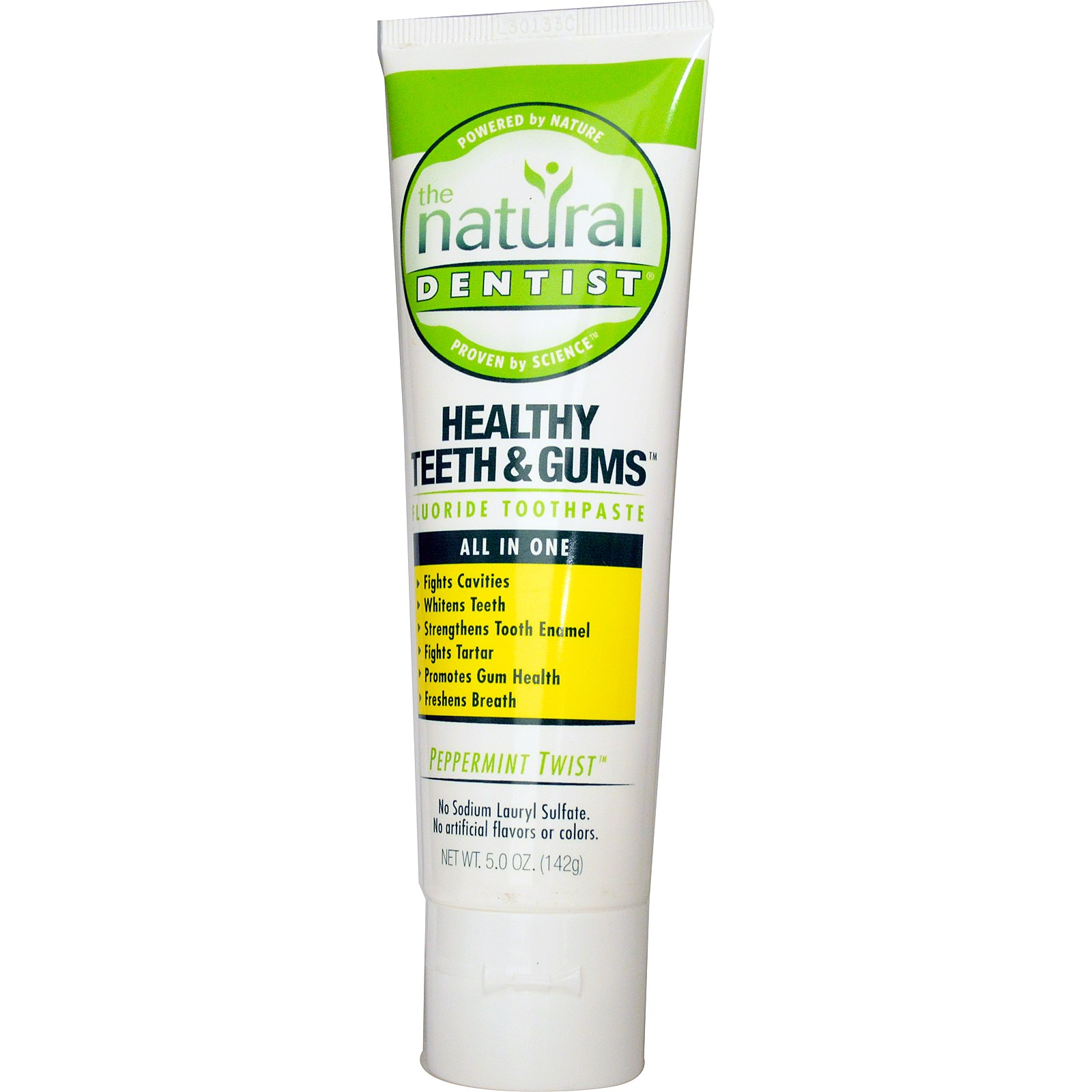 Natural Dentist Toothpaste Image