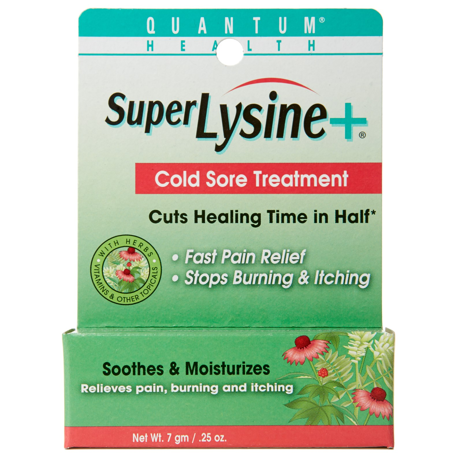 Super Lysine+ Cold Sore Treatments Image