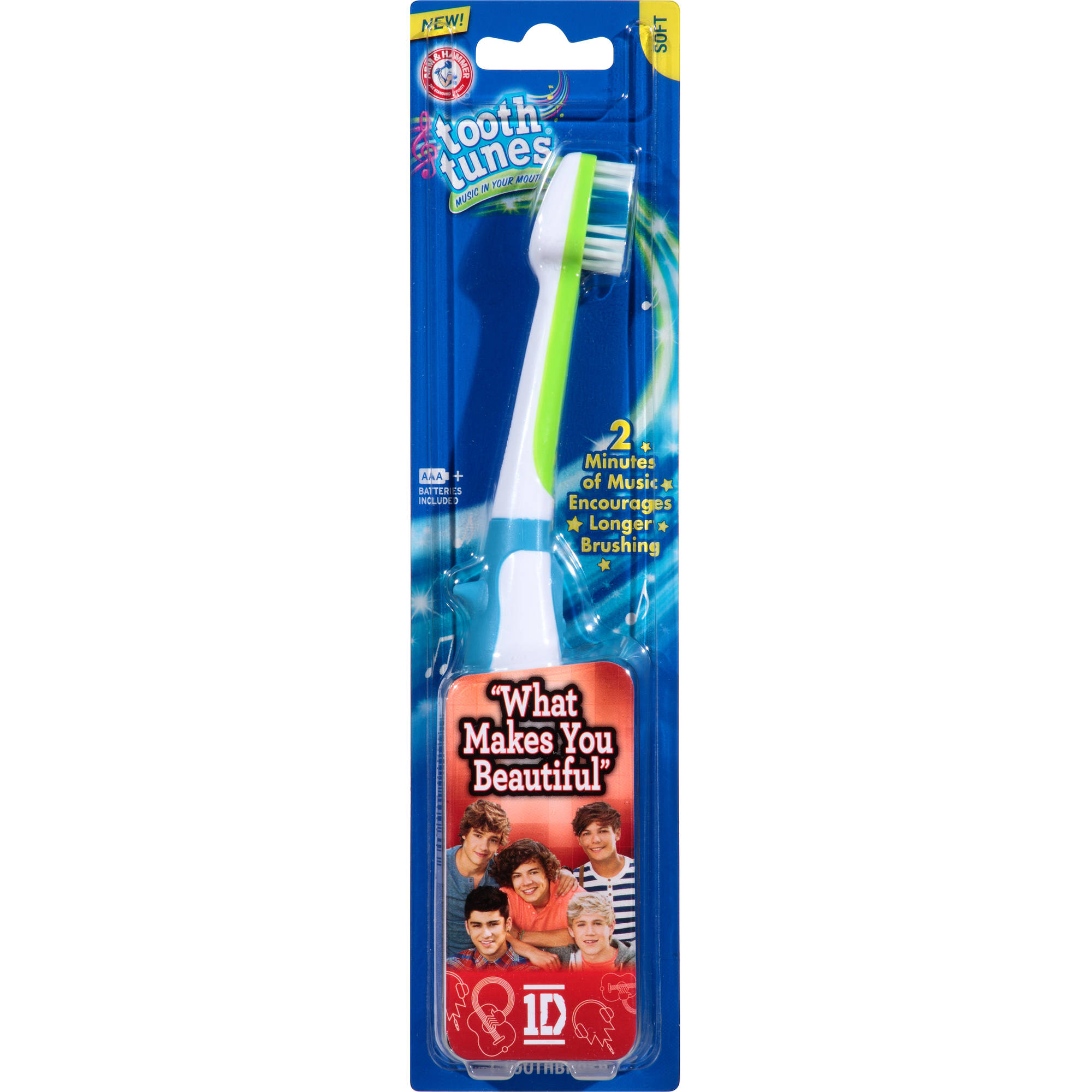 Tooth Tunes Musical Toothbrush Image