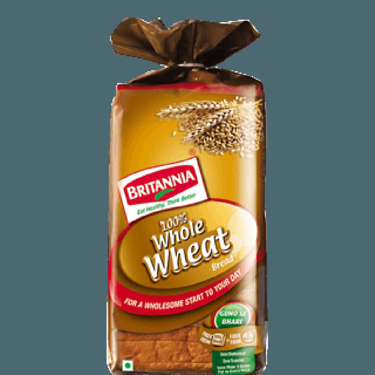 Britannia Whole Bread Image