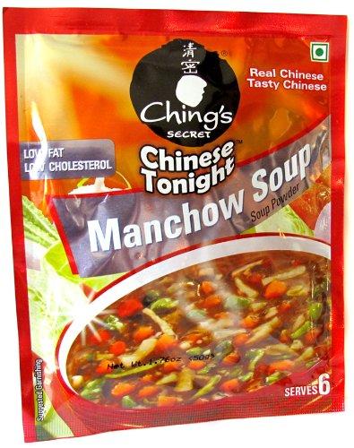 Ching's Secret Manchow Soup Mix Image