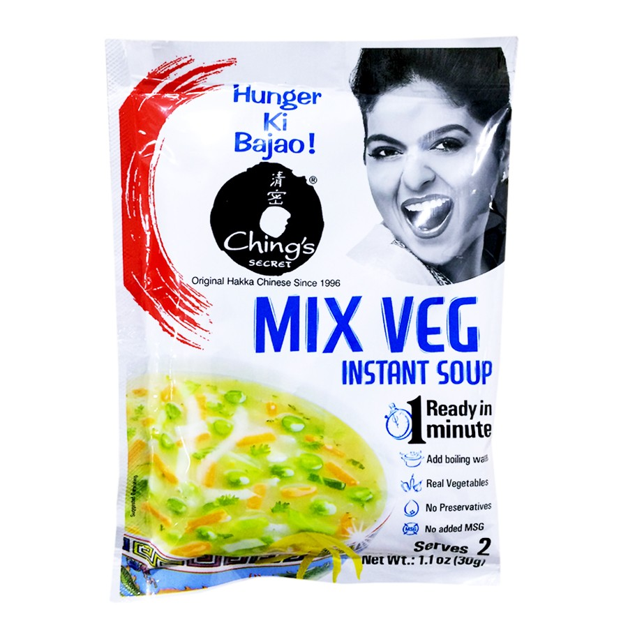 Ching's Secret Mixed Vegetable Soup Mix Image