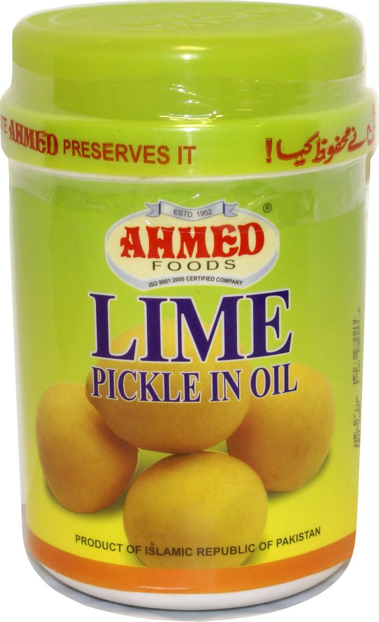 Ahmed Lime Pickle Hyderbadi Taste Image