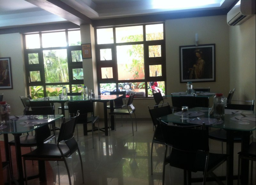 Oyster Bay Restaurant - Avenue Road - Bangalore Image