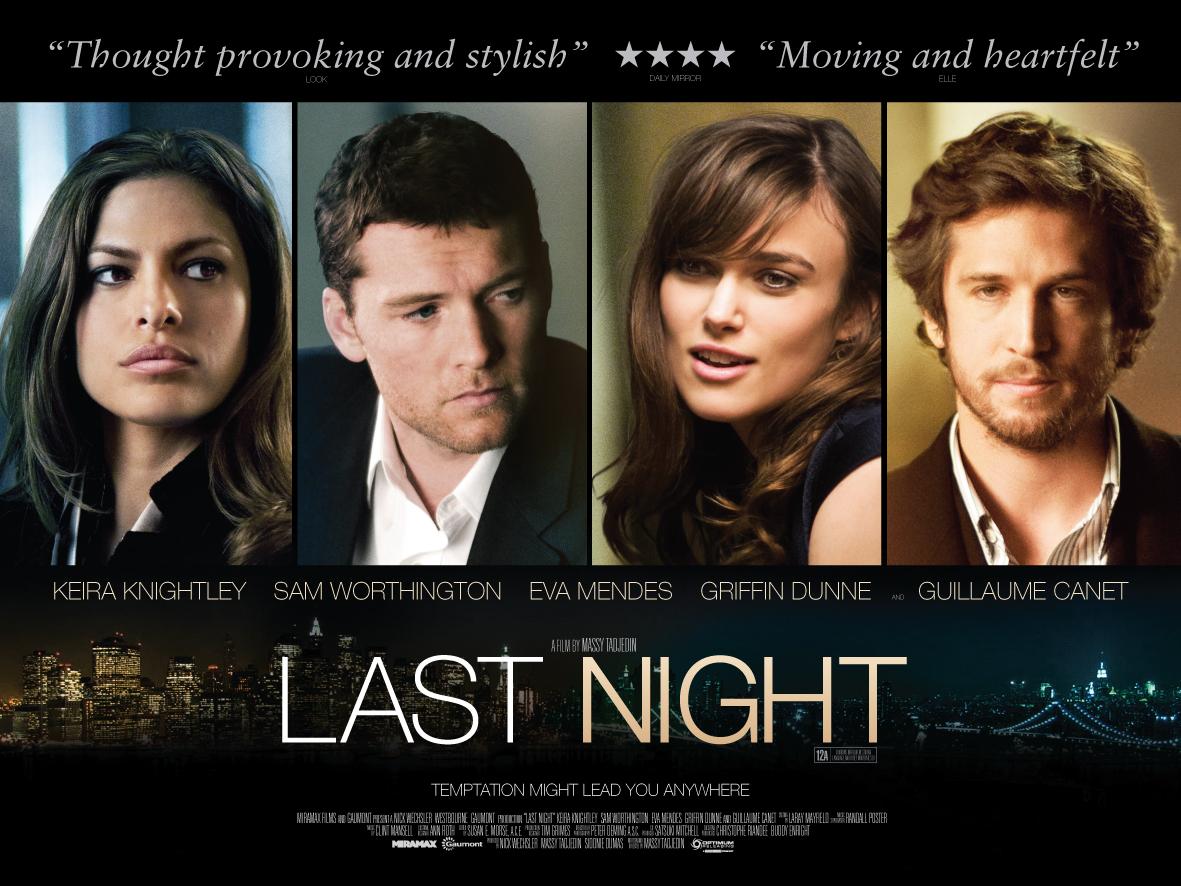 Last Night Movie Image