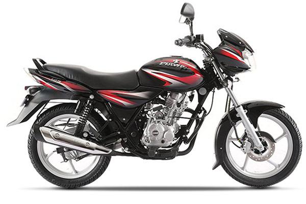 Bajaj Discover 125 Image