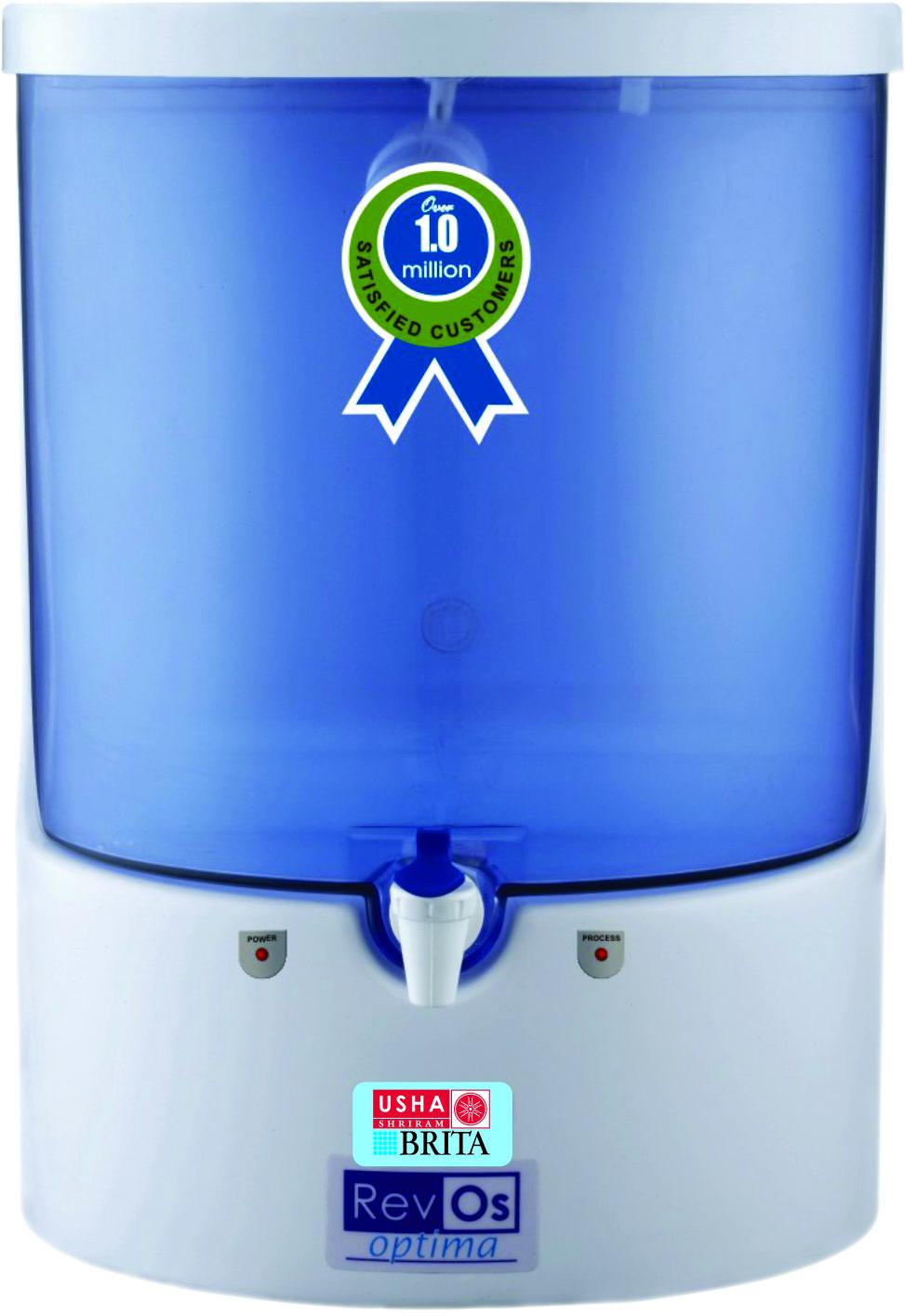 89f93e0d1 USHA BRITA RO OPTIMA WATER PURIFIER Reviews