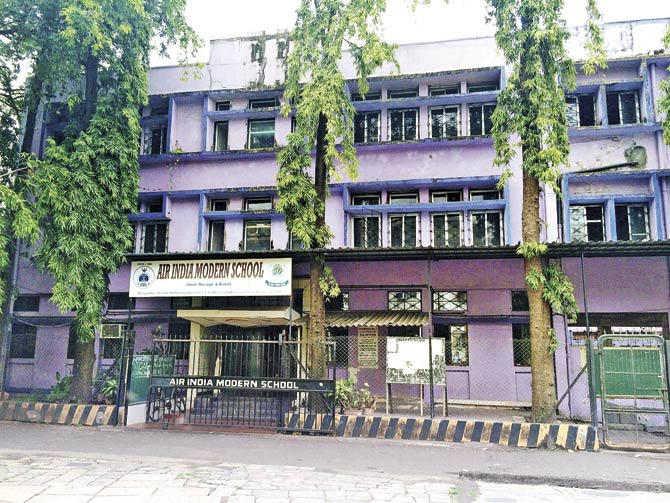 Air India Modern School - Mumbai Image
