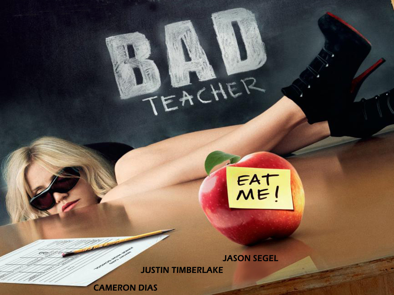 Bad Teacher Movie Image