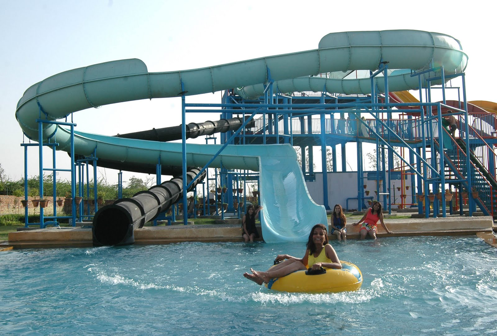 Fun Town Water Park Reviews Rides Ticket Rates