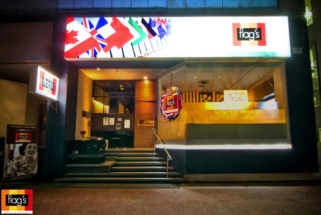 Flags Restaurant - Bund Garden Road - Pune Image