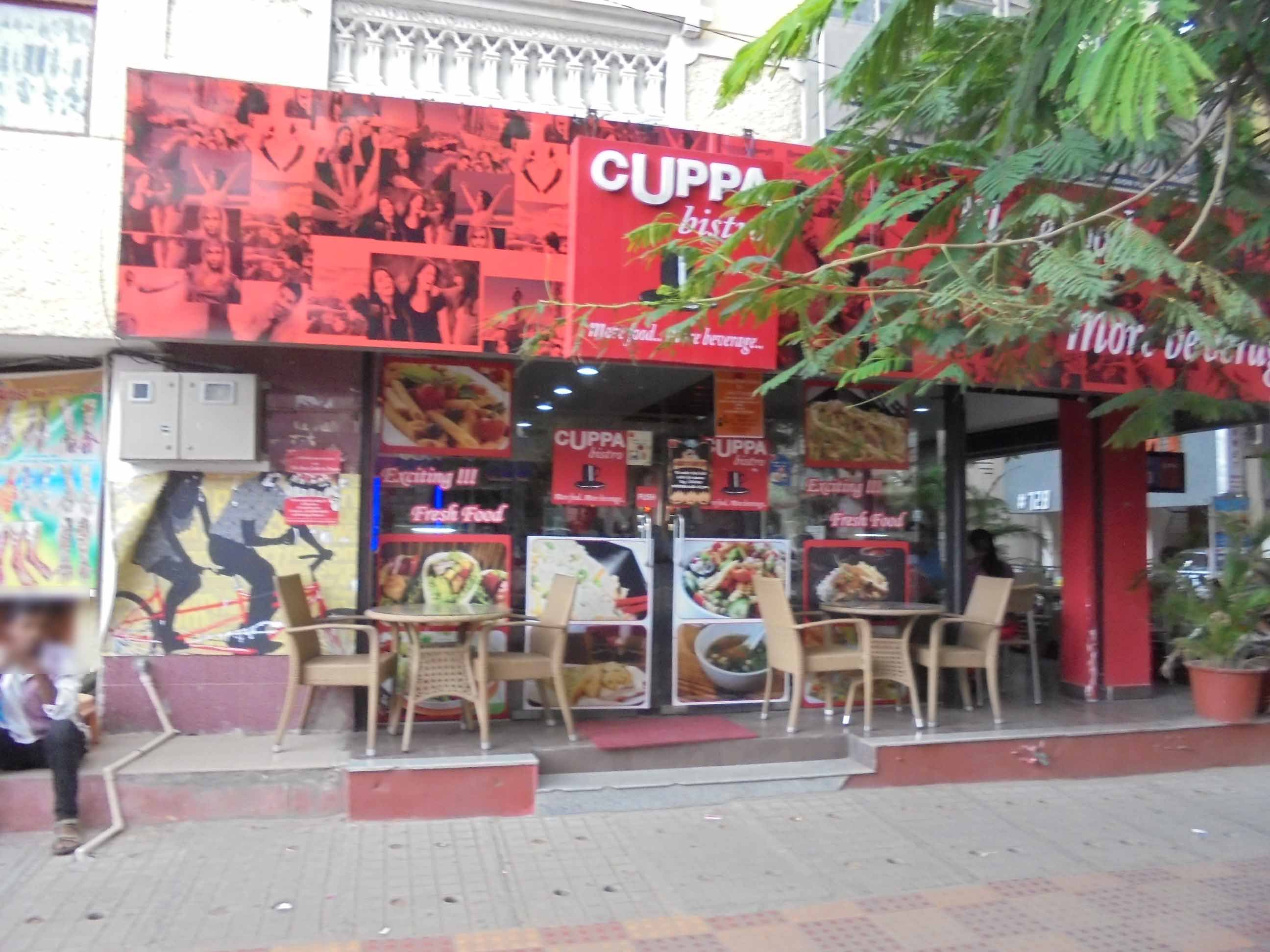 Cuppa btm layout bangalore menu photos images and