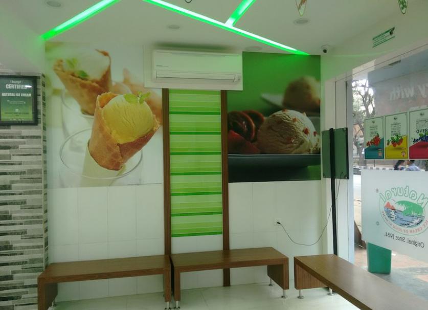 Natural Ice Cream - Koramangala - Bangalore Image