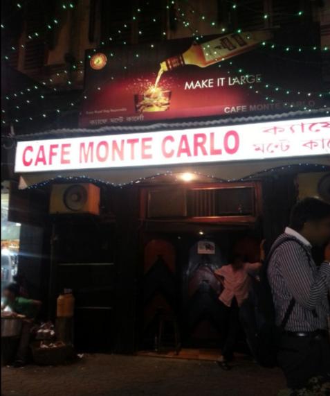 Cafe Monte Carlo - Dharmatala - Kolkata Image