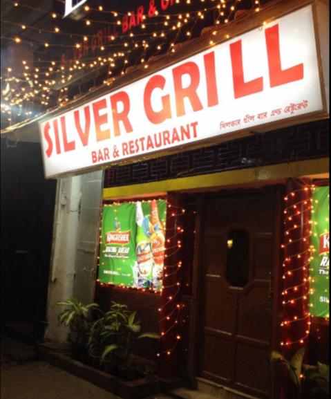 Silver Grill - Park Street - Kolkata Image