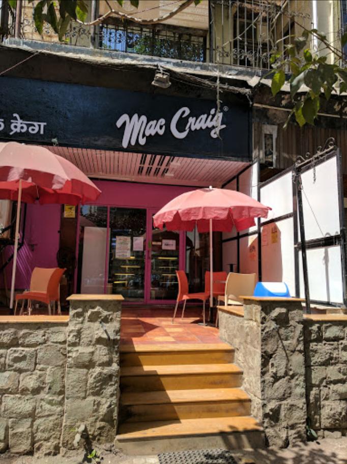 Mac Craig - Bandra - Mumbai Image