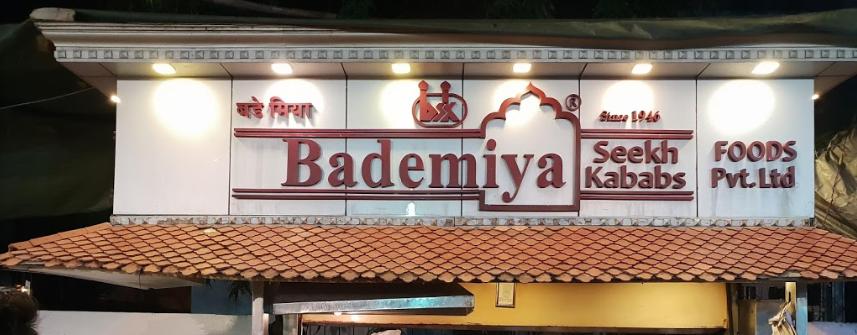 Bademiya - Fort - Mumbai Image