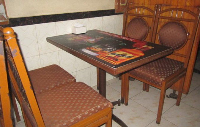Restaurant Vivekananda Road Menu