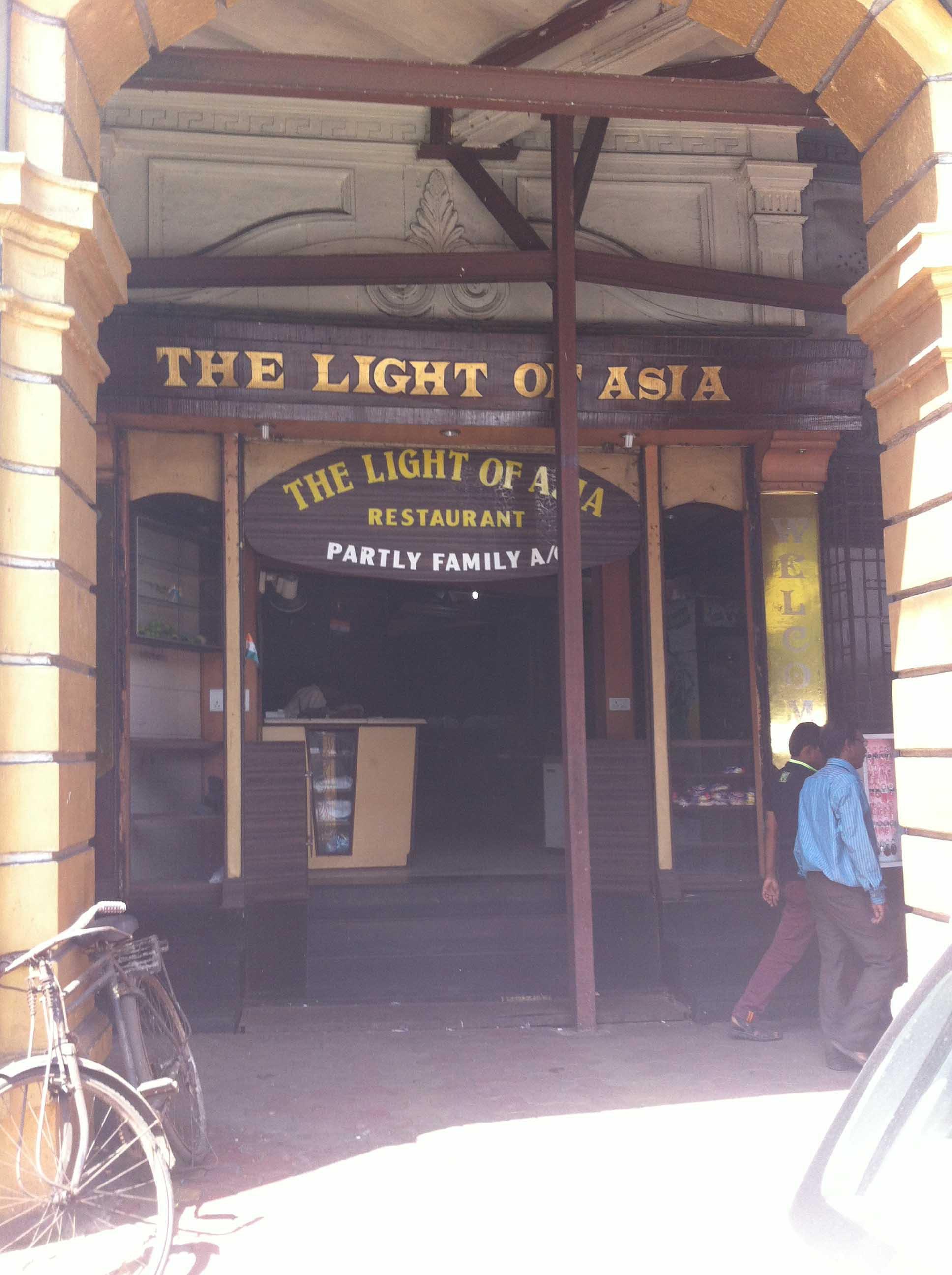 The Light Of Asia - Fort - Mumbai Image