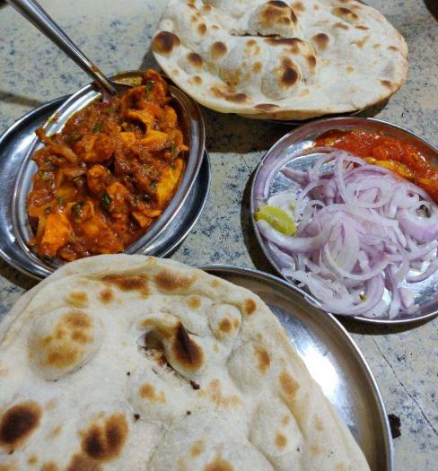 Hindustan Restaurant - Mohammed Ali Road - Mumbai Image