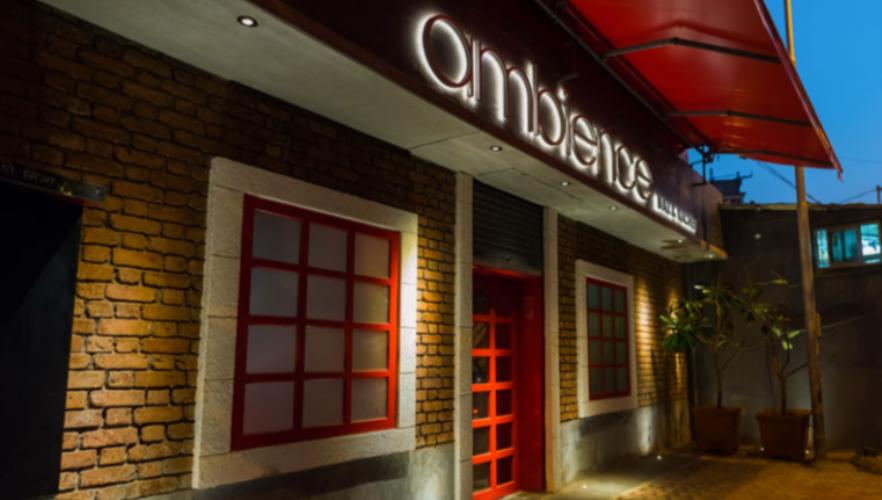 Ambience The Restaurant - Parel - Mumbai Image