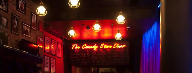 The Comedy Store - Lower Parel - Mumbai Image