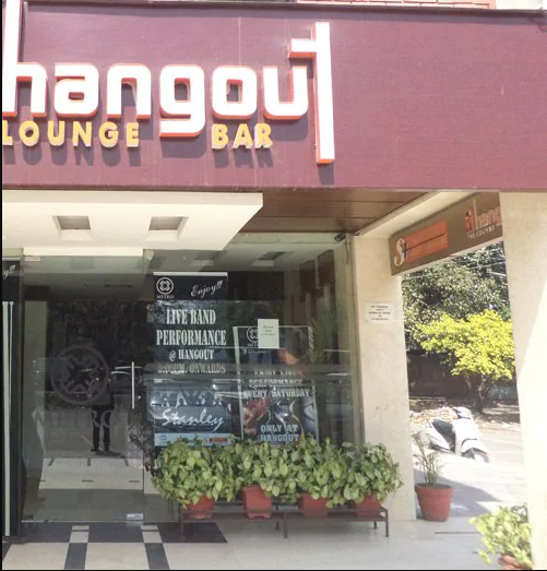 Hangout Lounge Bar - Sector 35C - Chandigarh Image