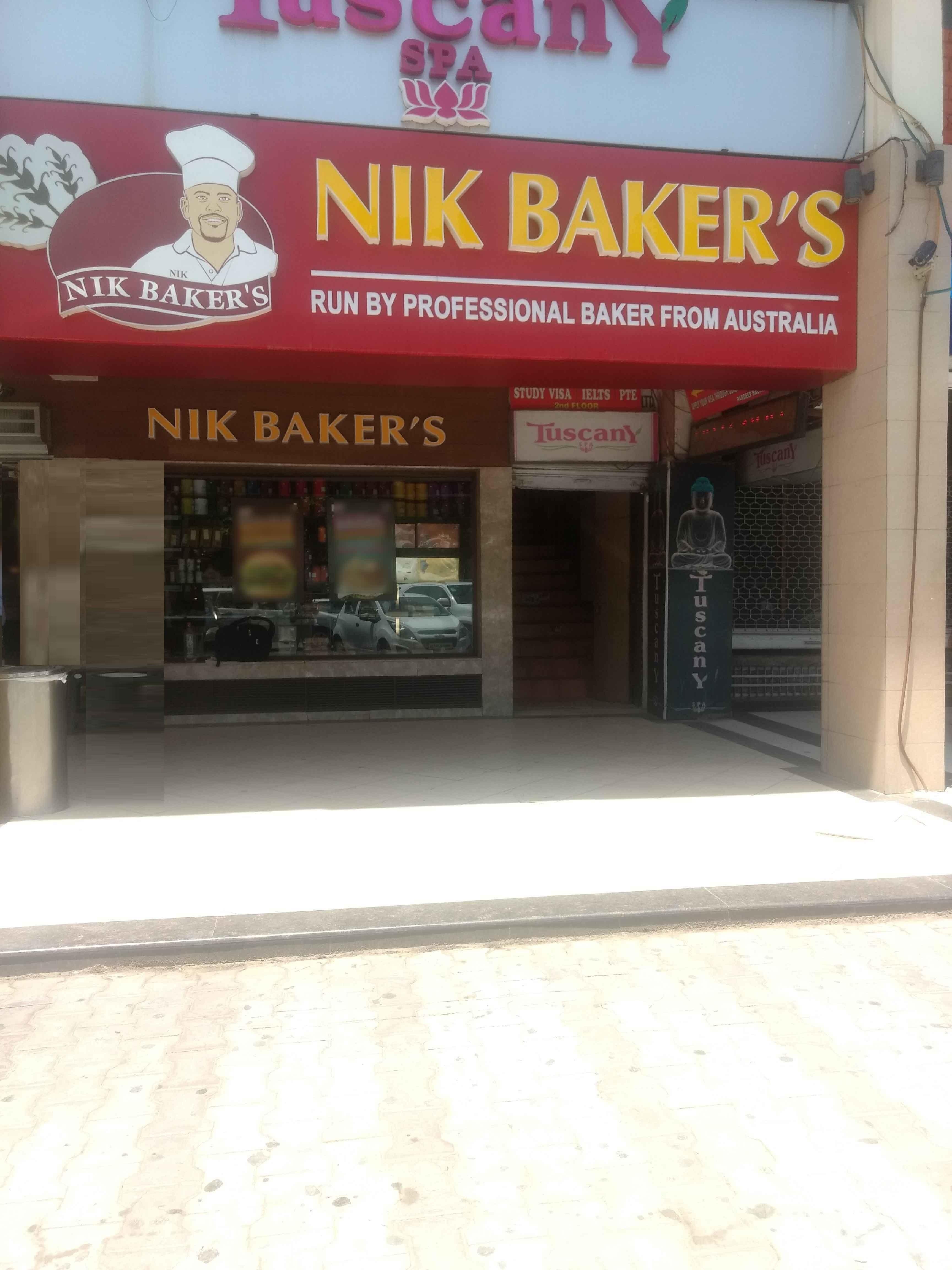 Nik Baker's - Sector 35C - Chandigarh Image