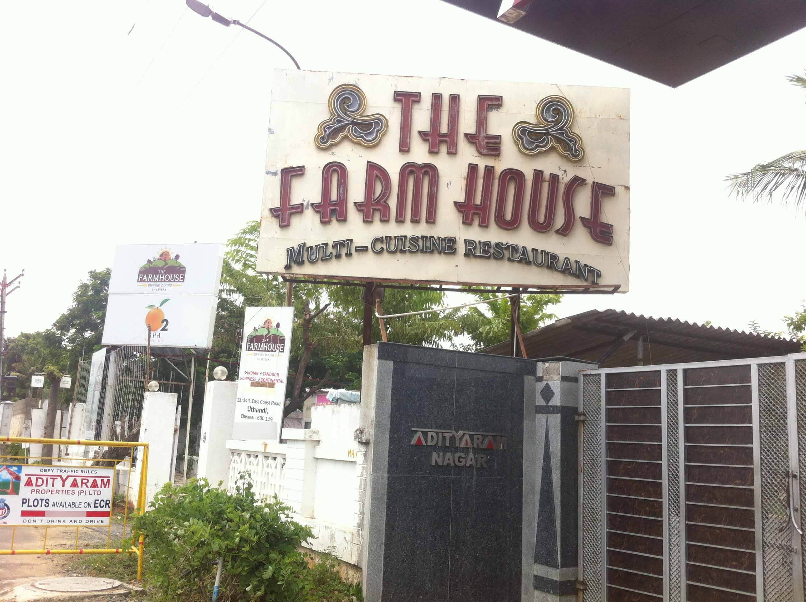 The Farmhouse - East Coast Road - Chennai Image