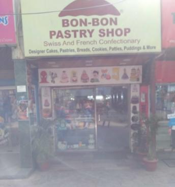 Bon Bon Pastry Shop - New Friends Colony - Delhi Image