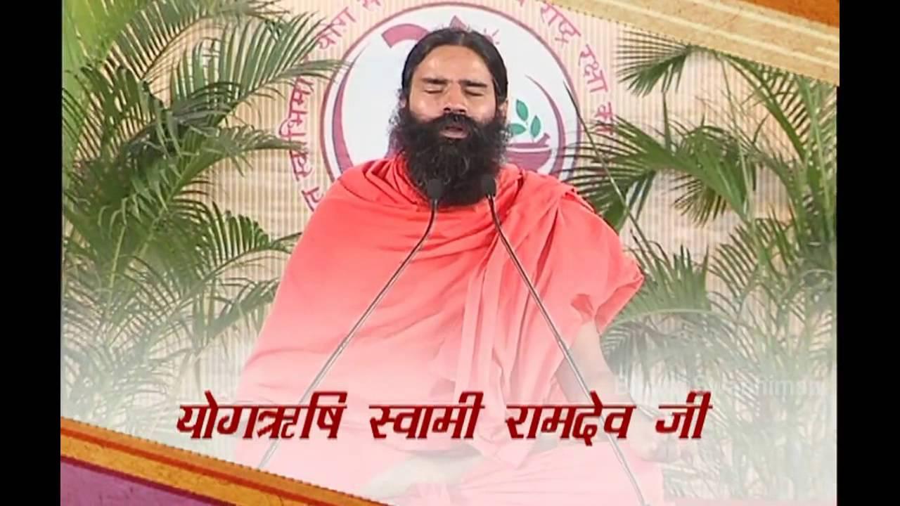 Yog Rishi Swami Ramdevji Yoga Image