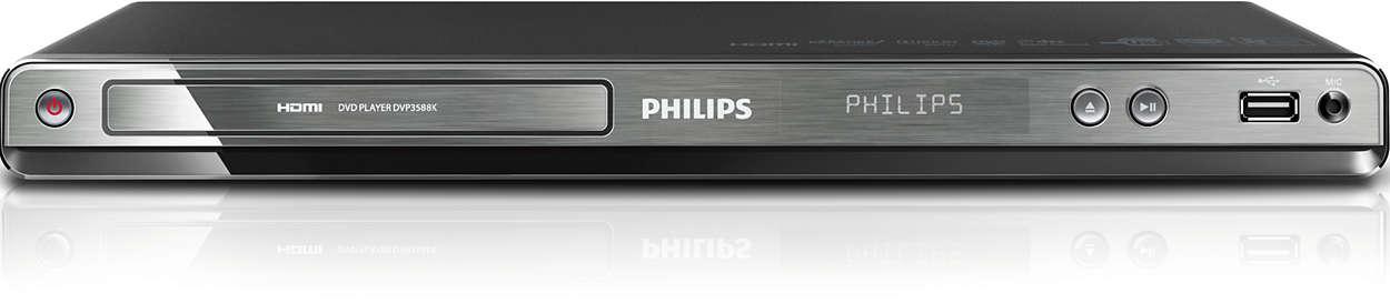 Philips DVP3588 Image