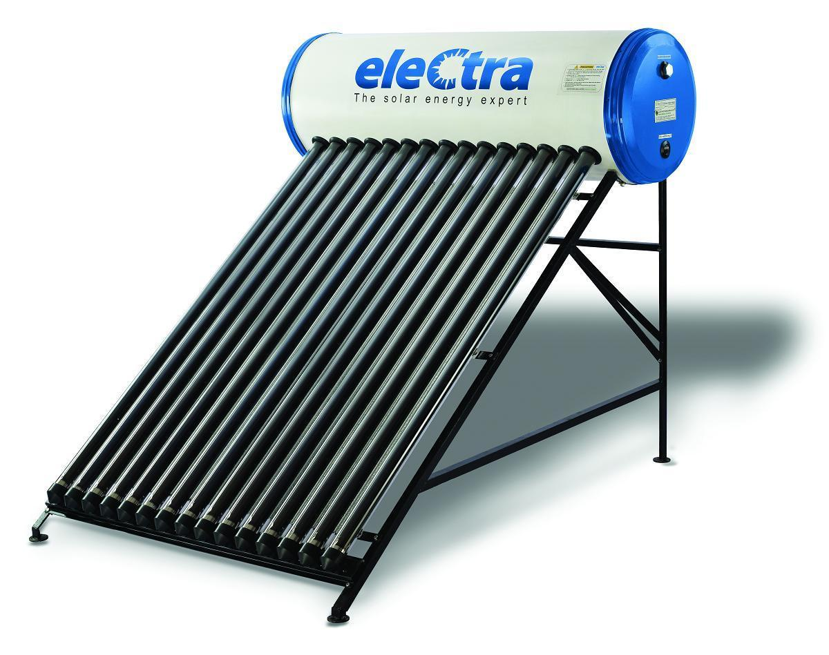 Go Green Use Solar Water Heater Electra Solar Water