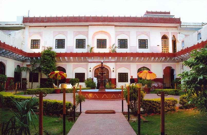 Hotel Burja Haveli Alwar Image