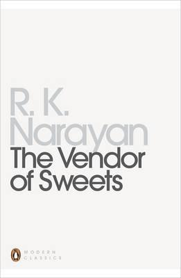 The Vendor of Sweets - R K Narayan Image