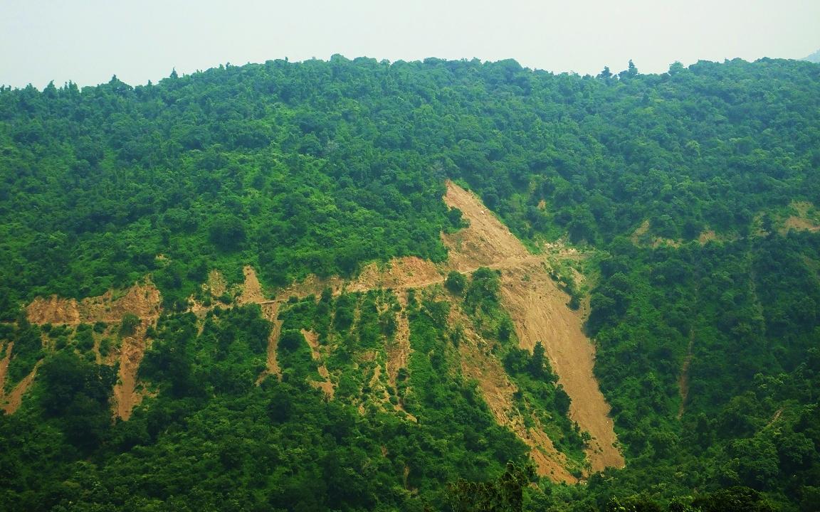 Morni Hills Image