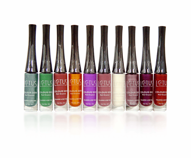 Lotus Herbals Nail Makeup Reviews Lotus Herbals Nail Makeup